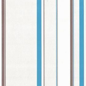 Crown Carrara Stripe Teal M0580