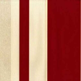 Crown Destiny Stripe Red M0402
