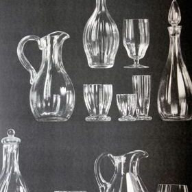 Deborah Bowness Glass Tableware