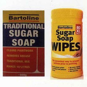 Bartoline 500g Sugar Soap Powder MA04826