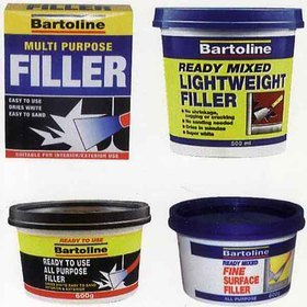 Bartoline 600g Ready Mixed Fine Surface Filler MA20339