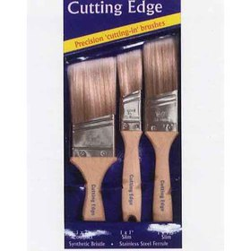 Cutting Edge 3 Piece Brush Set MA053002