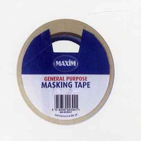 General Purpose Masking Tape 18mm MA053910
