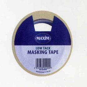 Low Tack Masking Tape 24mm MA054009