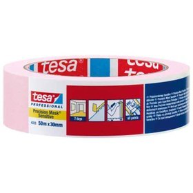 Tesa Precision Sensitive Low-Tack Masking Tape 25mm MA433325