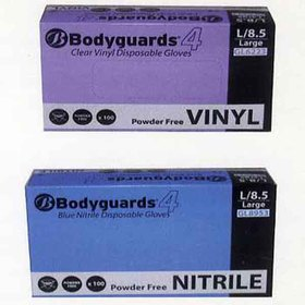 Vinyl Disposable Gloves Large MA6223