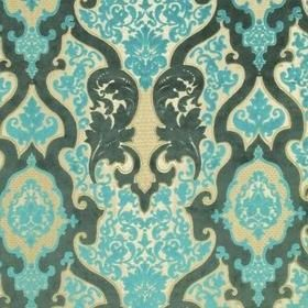 Designers Guild Cabriole Turquoise F1493-08