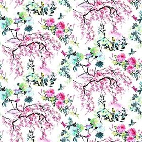 Designers Guild Chinoiserie Flower Outdoor Peony FDG2672-01