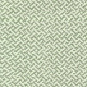 Thibaut Lattice Weave Green T75479