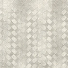 Thibaut Lattice Weave Grey T75482
