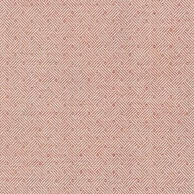 Thibaut Lattice Weave Red T75478