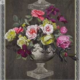 Designers Guild Ornamental Garden Panel Slate P551-01