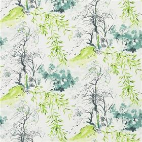 Designers Guild Winter Palace Lime PDG651-01