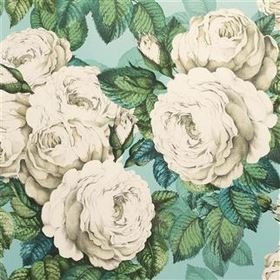 John Derian The Rose Swedish Blue PJD6002-03