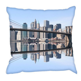 Debbie Mc British Design Brooklyn Day Cushion