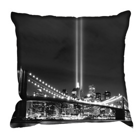 Debbie Mc British Design Brooklyn Nights Cushion