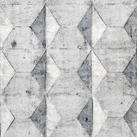 Debbie Mc British Design Concrete Geometric