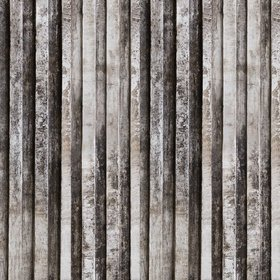 Debbie Mc British Design Concrete Rail Stripe