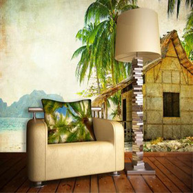 Debbie Mc British Design Hawaii Beach Shack