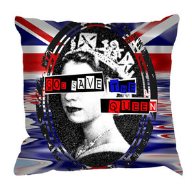Debbie Mc British Design Majesty Cushion