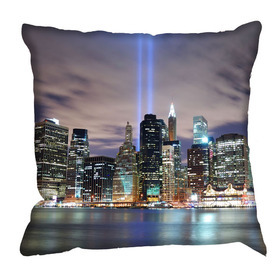 Debbie Mc British Design Manhattan Lights Cushion