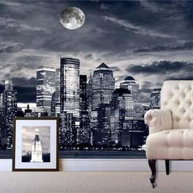 Debbie Mc British Design Moonlight Manhattan