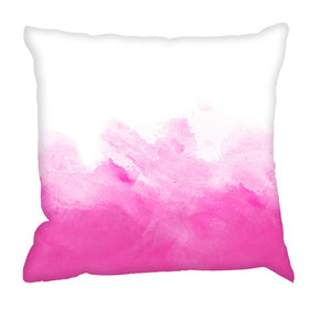 Debbie Mc British Design Raspberry Wash Cushion