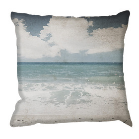Debbie Mc British Design Seascape Cushion