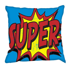 Debbie Mc British Design Super Cushion