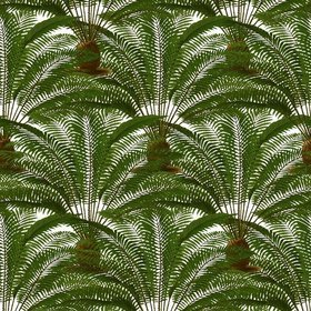 Debbie Mc British Design Tropical Palm