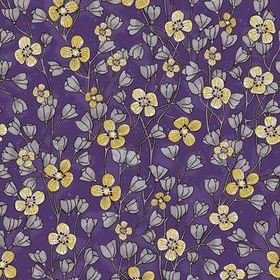Eijffinger Poetic Wall Flower Purple 383615