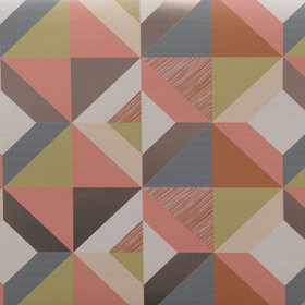 Fardis Harlequin Copper Foil-Multi 12023