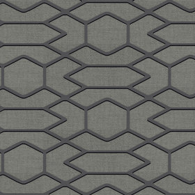 Fardis Hex Dark Grey 12067