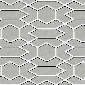 Fardis Hex Light Grey 12068