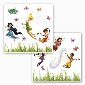 Fine Decor Disney Fairies Window Sticker 16404
