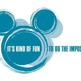 Fine Decor Disney Its Kind Of Fun Wall Sticker 14012H
