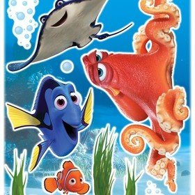 Fine Decor Disney Pixar Dory And Friends Wall Sticker 14051H