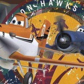 Fine Decor Disney Planes Squadron 1-464