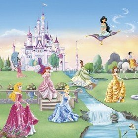 Fine Decor Disney Princess Castle 8-414