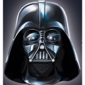 Fine Decor Disney Star Wars Darth Vader Wall Sticker 14027H