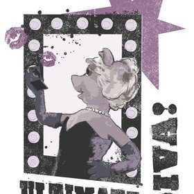 Fine Decor Disney The Muppets Ultimate Diva Wall Sticker 14003H