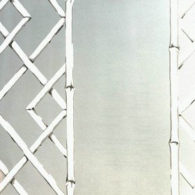 Fine Decor Latticework Platinum 2785-24809