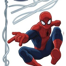Fine Decor Marvel Spider-Man Wall Sticker 14041H