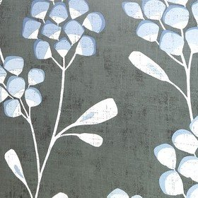 Fine Decor Scandi Flora Graphite 2785-24801
