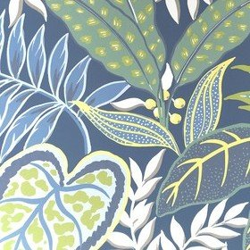 Fine Decor Jasmine Indigo 2785-87424