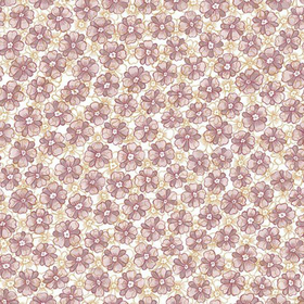 Fine Decor Allison Lavender Floral 2657-22226