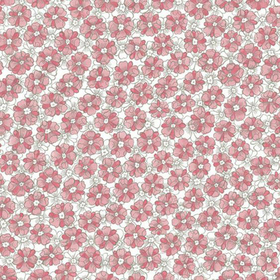 Fine Decor Allison Pink Floral 2657-22225