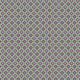 Fine Decor Audra Purple Floral 2657-22246