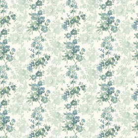 Fine Decor Charlise Teal Floral Stripe 2657-22253