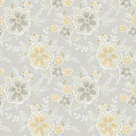 Fine Decor Chloe Honey Floral 2657-22204